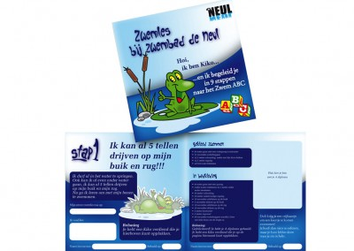 Brochure Zwembad de Neul