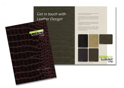 Folder Aloutte Decor Leather