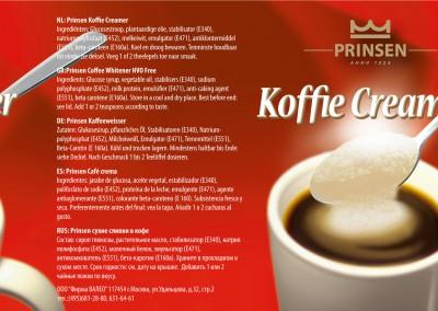 Prinsen Koffie Creamer