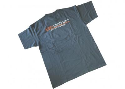 T-shirt bedrukking