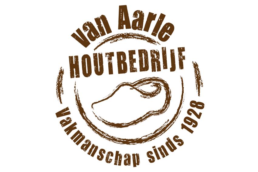 Brandmerklogo Van Aarle